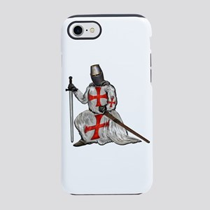 THE TEMPLAR iPhone 8/7 Tough Case