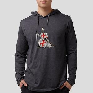 THE TEMPLAR Long Sleeve T-Shirt