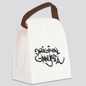 OG Canvas Lunch Bag