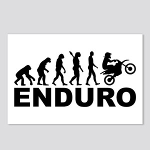 Evolution Enduro Postcards (Package of 8)