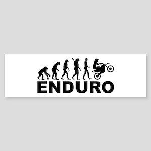 Evolution Enduro Sticker (Bumper)