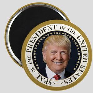 "Trump Presidential Seal 2.25"" Magnet (10 pack)"