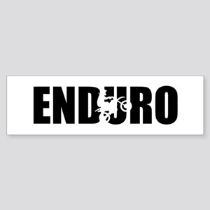 Enduro Sticker (Bumper)