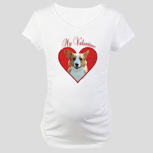 Cardigan Valentine Maternity T-Shirt