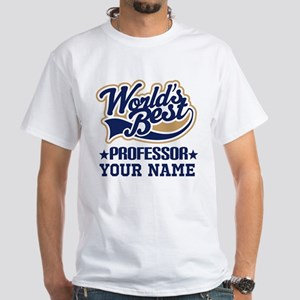 Professor Personalized Gift T-Shirt