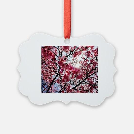 Cute Washington dc cherry blossom festival Ornament