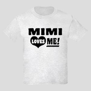 Mimi Loves Me Kids Light T-Shirt
