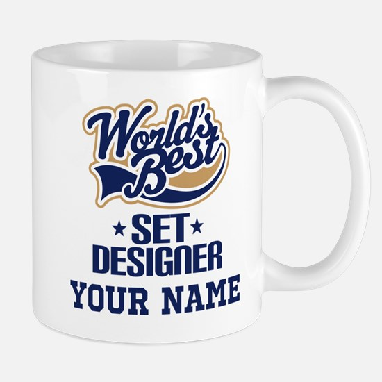 Set Designer Personalized Gift Mugs