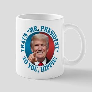 Mr. President Trump - Hippie ver.2 Mug