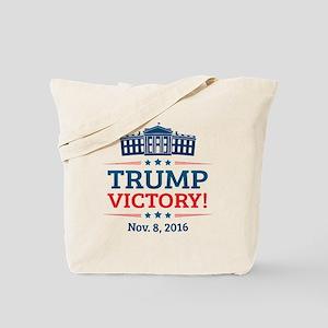 Trump Victory Tote Bag