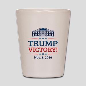 Trump Victory Shot Glass