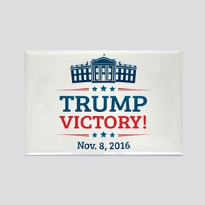Trump Victory Rectangle Magnet