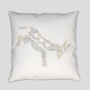 Democrat Everyday Pillow