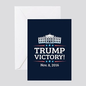 Trump Victory Greeting Card