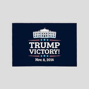 Trump Victory 4' x 6' Rug
