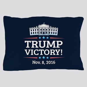 Trump Victory Pillow Case