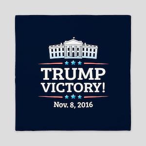 Trump Victory Queen Duvet