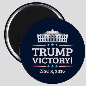 Trump Victory Magnet