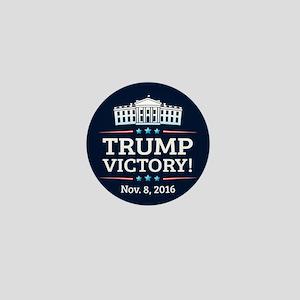 Trump Victory Mini Button