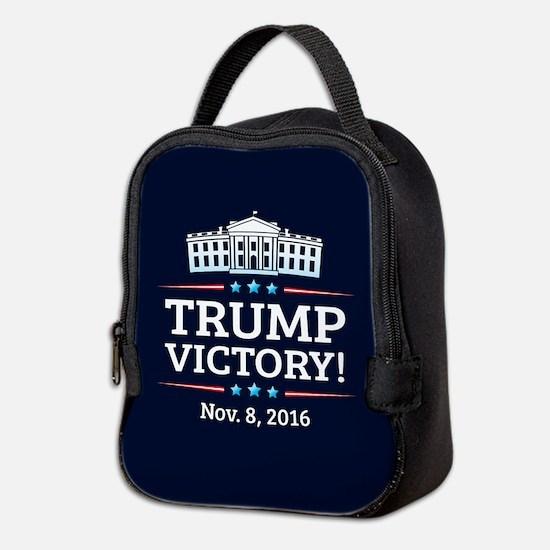 Trump Victory Neoprene Lunch Bag