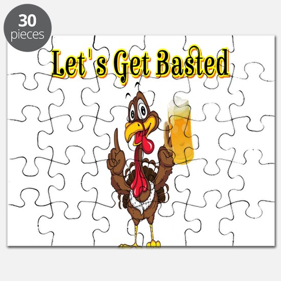 Let's Get Basted Puzzle