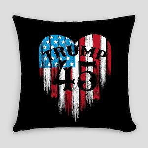 Trump America Everyday Pillow