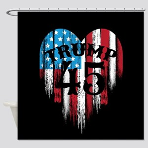 Trump America Shower Curtain
