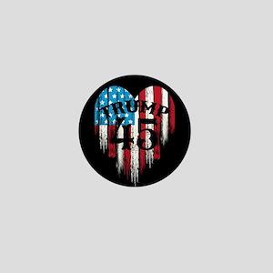 Trump America Mini Button