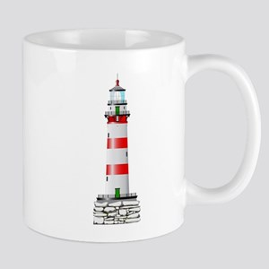Isolated Lighthouse Mugs