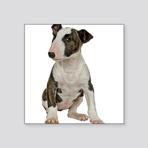 Bull Terrier Photo Sticker