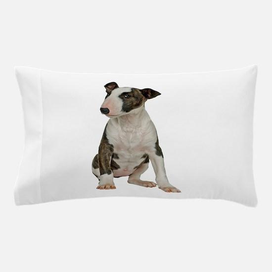 Bull Terrier Photo Pillow Case