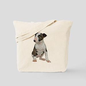 Bull Terrier Photo Tote Bag