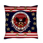 Donald Trump Sr. Inauguration 2017 Everyday Pillow