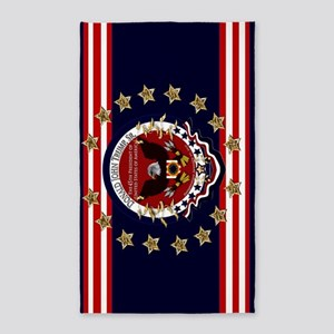 Donald Trump Sr. Inauguration 2017 Area Rug