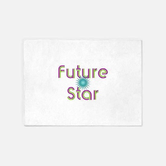 Future Star 5'x7'Area Rug