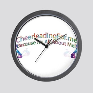CFM wit Cheer Wall Clock