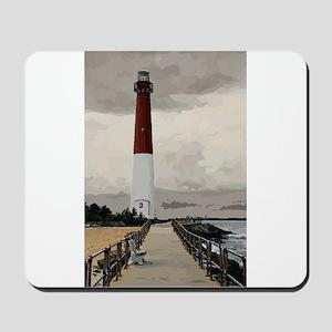 Barnegat Light Lighthouse NJ Mousepad