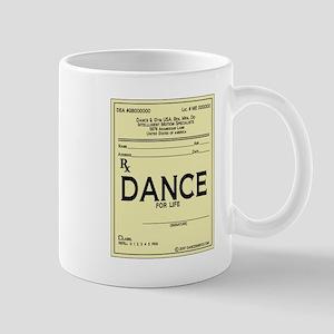 Prescription Dance Antique Mug