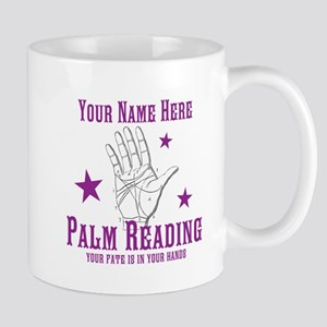 Palm Reading Mugs
