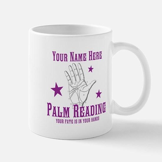 Palm Reading Mugs