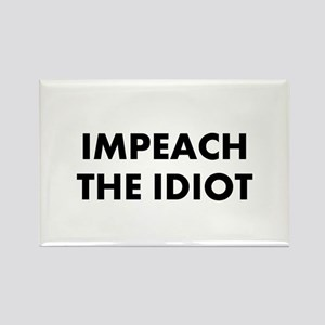 Impeach The Idiot Magnets