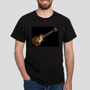 Solid Blues Guitar T-Shirt