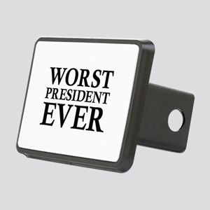 Worst President Ever Rectangular Hitch Cover