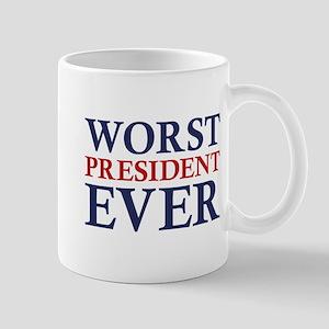 Worst President Ever Mug