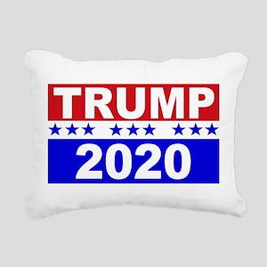 Trump 2020 Rectangular Canvas Pillow