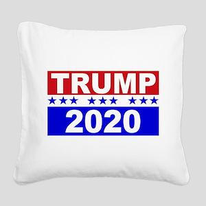 Trump 2020 Square Canvas Pillow