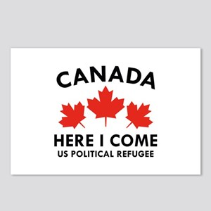 Canada Here I Come Postcards (Package of 8)