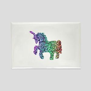 unicorn rainbow Magnets