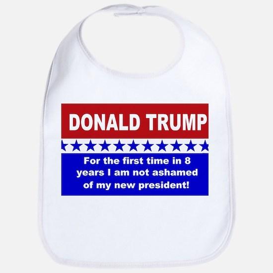Donald Trump first time Bib