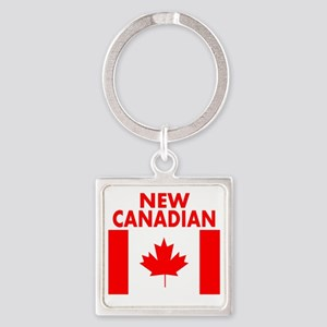 New Canadian Keychains